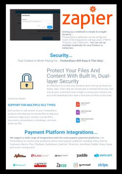 Secure Your Product