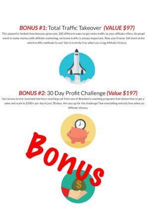 Affiliare Victory Bonus
