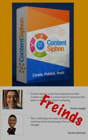 Content Siphon Freinds